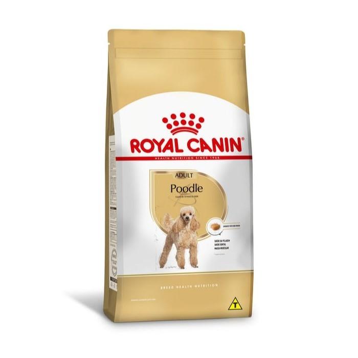 Ração Royal Canin Adult Poodle Caniche  2,5kg