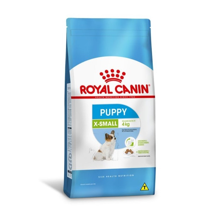 Ração Royal Canin Puppy X-Small 2,5kg