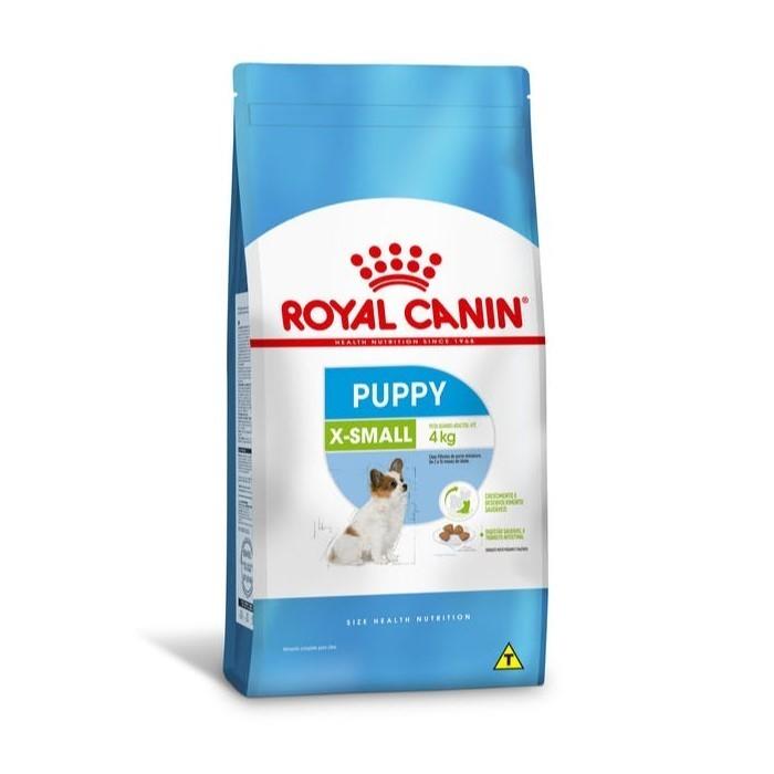 Ração Royal Canin Puppy X-Small 2,5kg