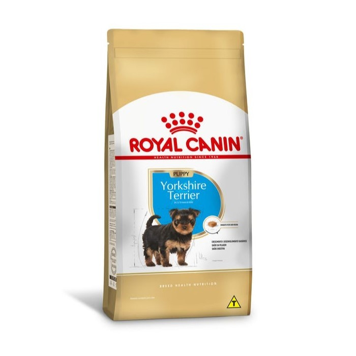 Ração Royal Canin Puppy Yorkshire Terrier 2,5kg