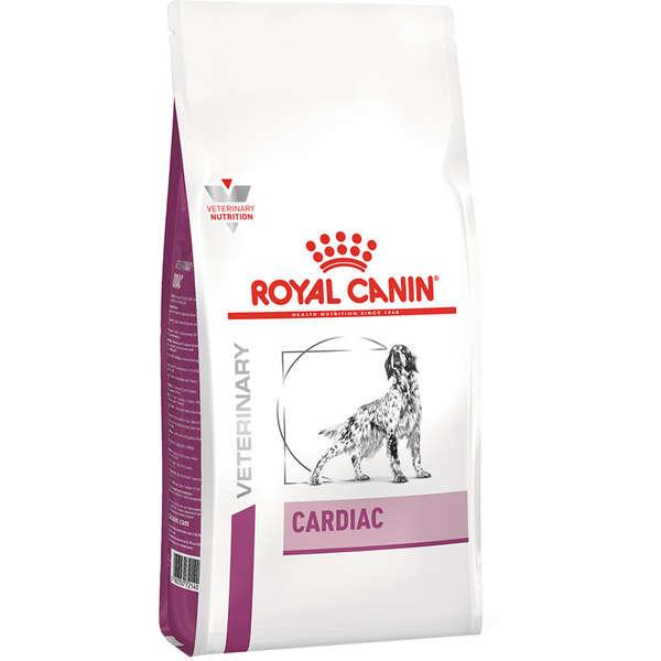 Ração Royal Canin Veterinary Diet Cardiac para Cães Adultos - 2 Kg