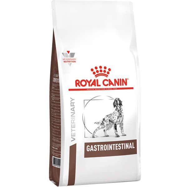 Ração Royal Canin Veterinary Diet Gastrointestinal para Cães Adultos - 2 Kg