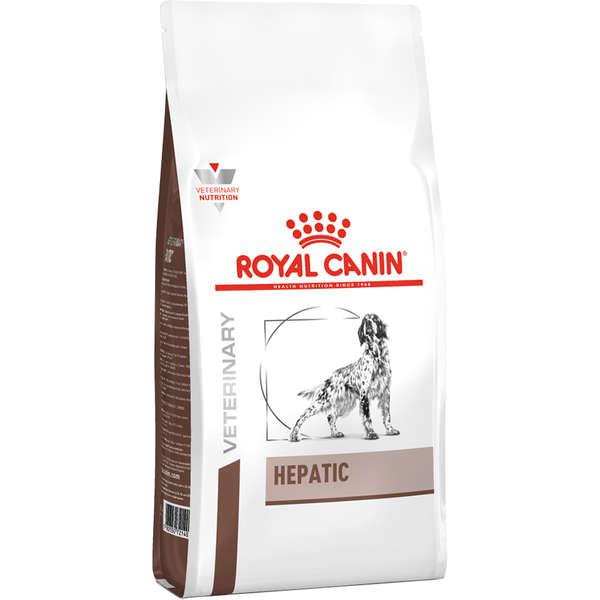 Ração Royal Canin Veterinary Diet Hepatic para Cães Adultos - 2 Kg
