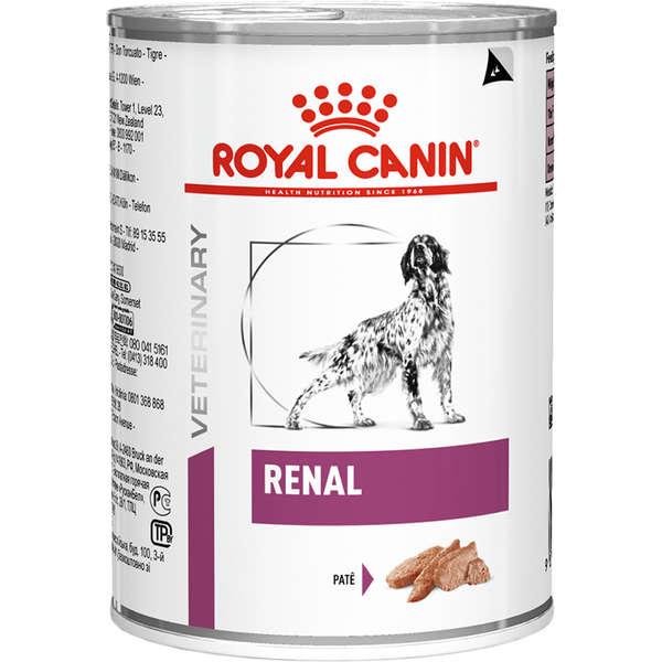 Ração Úmida Royal Canin Veterinary Renal Para Cães 410g