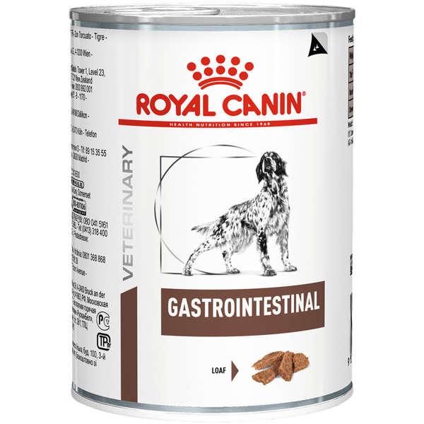 Ração Úmida Royal Canin Veterinary Gastrointestinal Para Cães 400g