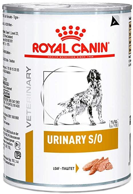 Ração Úmida Royal Canin Veterinary Urinary S/O Para Cães 410g
