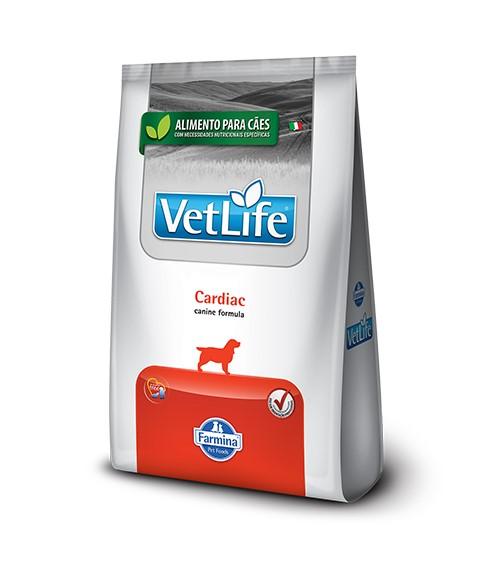 Ração Vet Life Natural Canine Cardiac 2kg