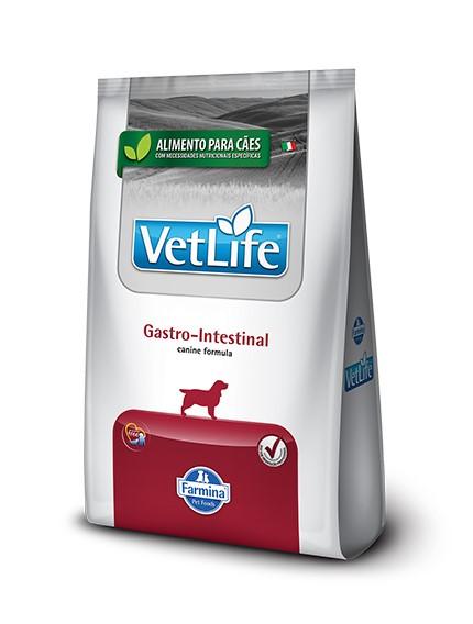 Ração Vet Life Natural Canine Gastro-Intestinal 2kg