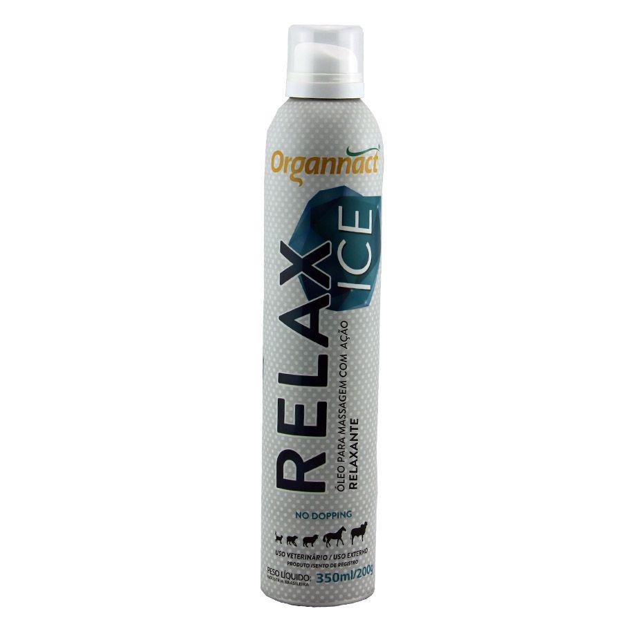 Relax Ice Organnact Spray 350ml