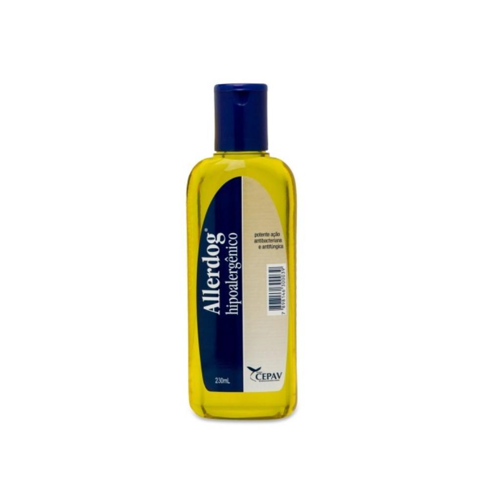 Shampoo Allerdog Hipoalergênico 230ml