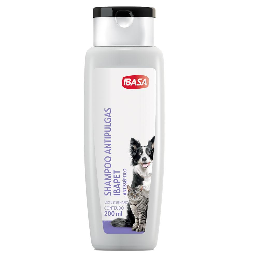 Shampoo Antipulgas Ibasa 200ml