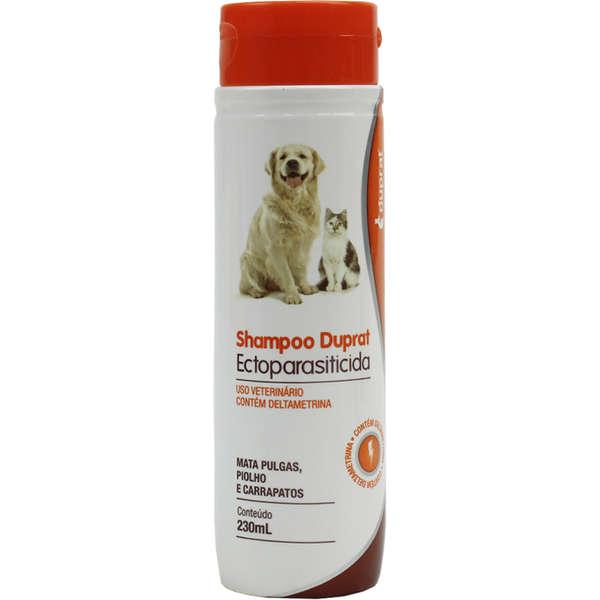 Shampoo Duprat Ectoparasiticida 230ml