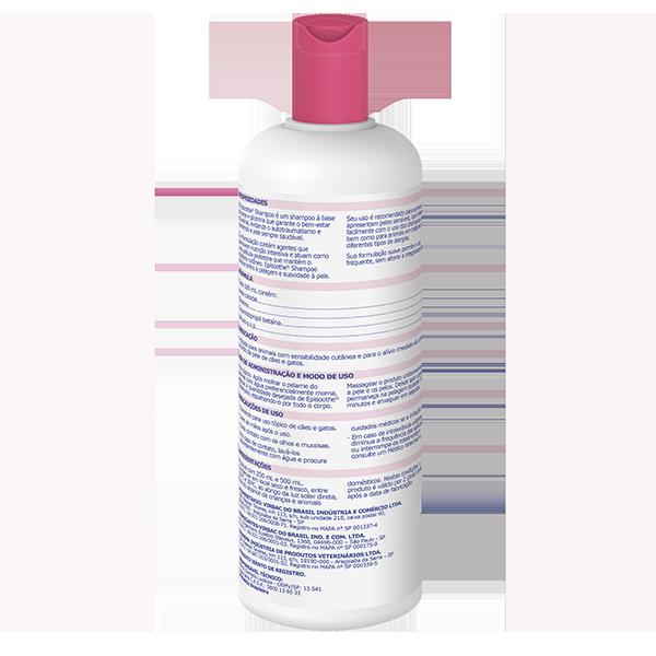 Shampoo Episoothe 500ml - Virbac