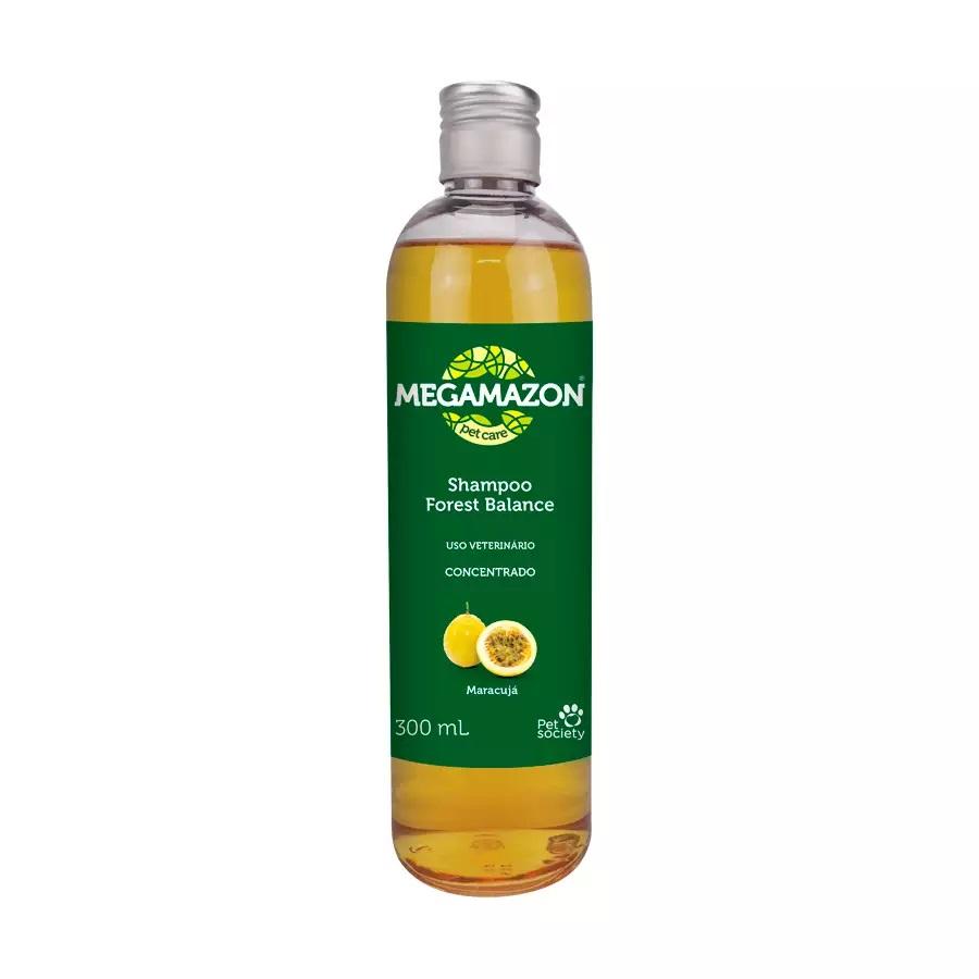 Shampoo Megamazon Forest Balance Maracujá 300ml