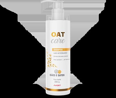 Shampoo Oat Care Avert 200ml