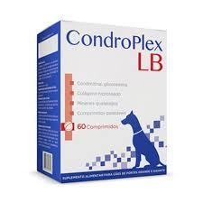 Suplemento Cães Avert Condroplex Lb 60 Comprimidos