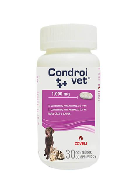 Suplemento Condroivet 30 Comprimidos Coveli