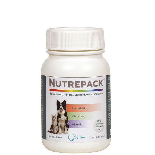 Suplemento Vitamínico Nutrepack Frasco  120 Comprimidos