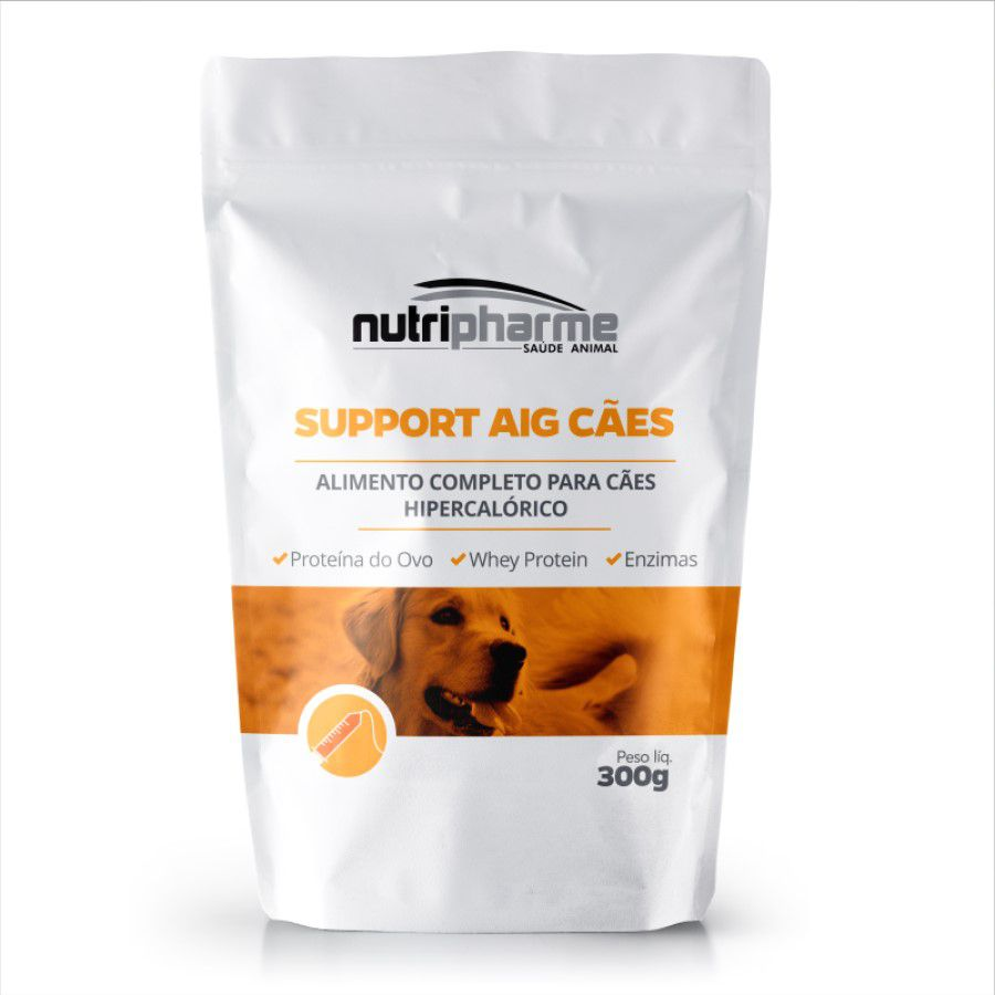 Support Ai-g Alimento Para Cães - 300g