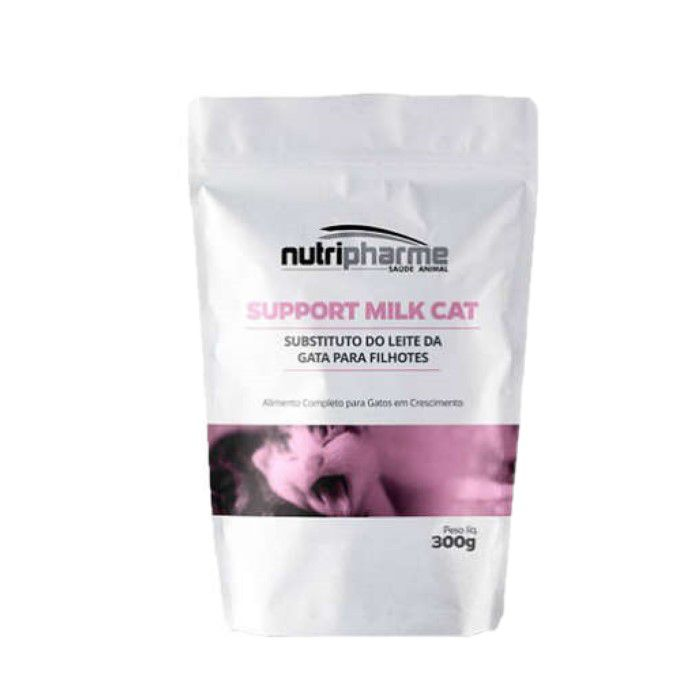 Support Milk Cat 300gr Sachê
