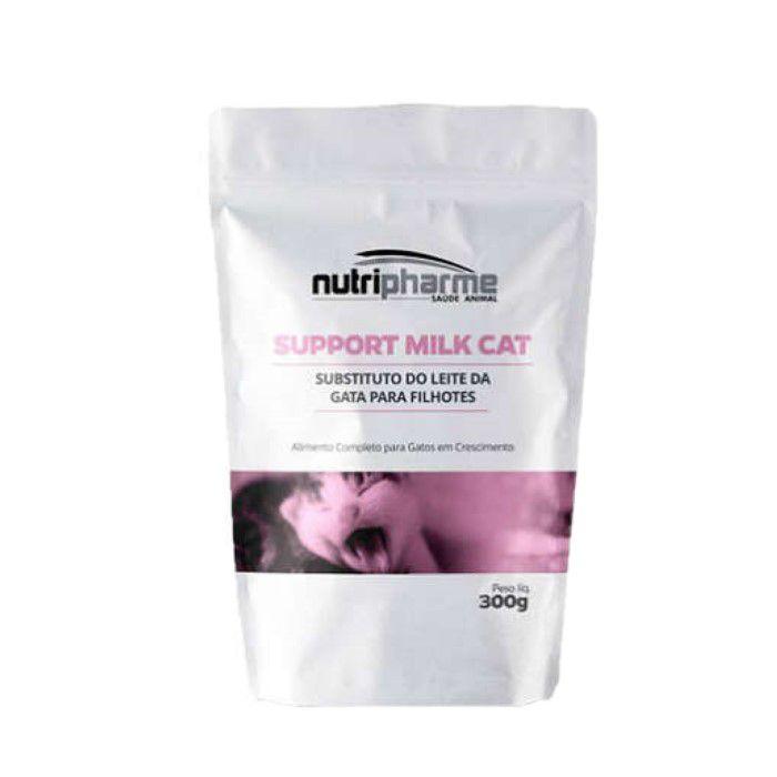 Support Milk Cat 300gr Sachê