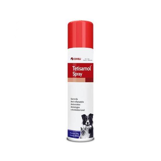 Tetisarnol Spray Sarnicida Coveli 125g/150ml