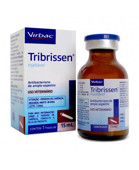 Tribrissen Injetável Virbac 15ml