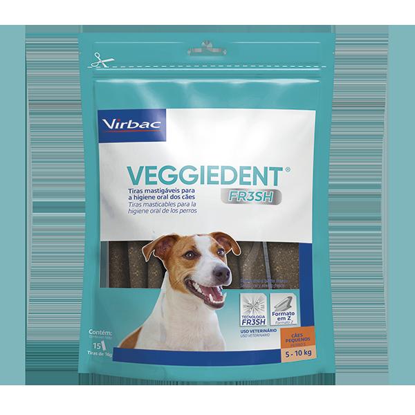 Veggiedent Fresh Cães de 5 a 10kg - Virbac