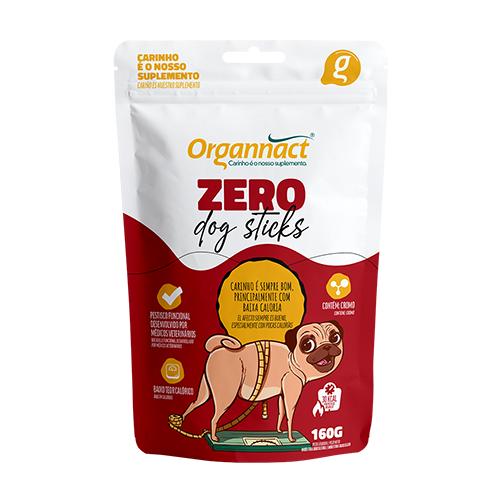 Zero Dog Sticks Organnact 160g