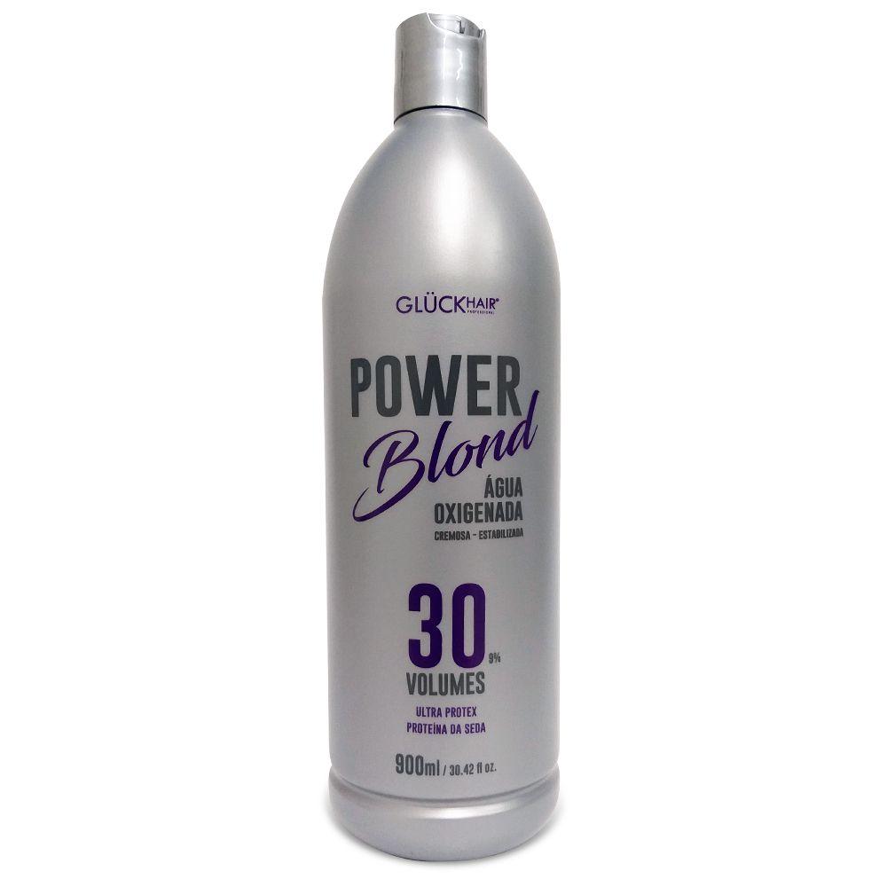 Água Oxigenada PowerBlond 30 volumes 900ml