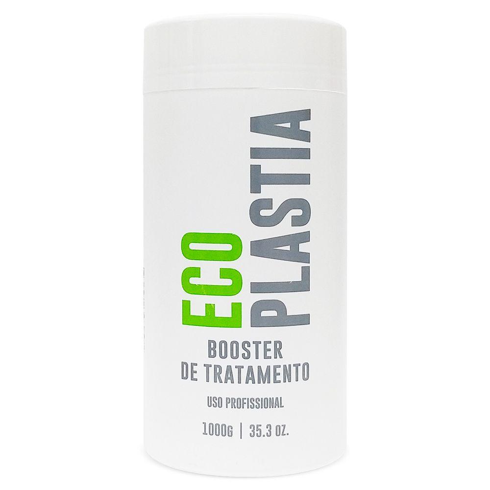 Mascara de Tratamento Booster com Efeito Liso por mais tempo EcoPlastia 1000g
