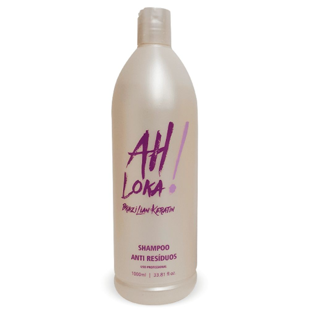 Shampoo Anti Residuos Ah Loka 1000ml