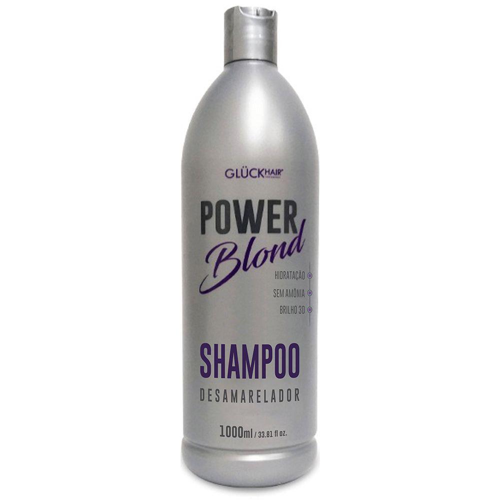 Shampoo Desamarelador PowerBlond 1000ml