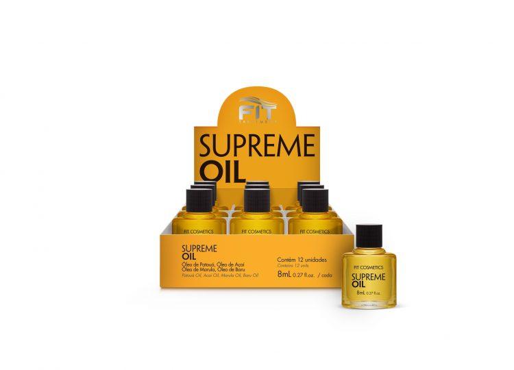 SUPREME OIL 12UNID X 8ML