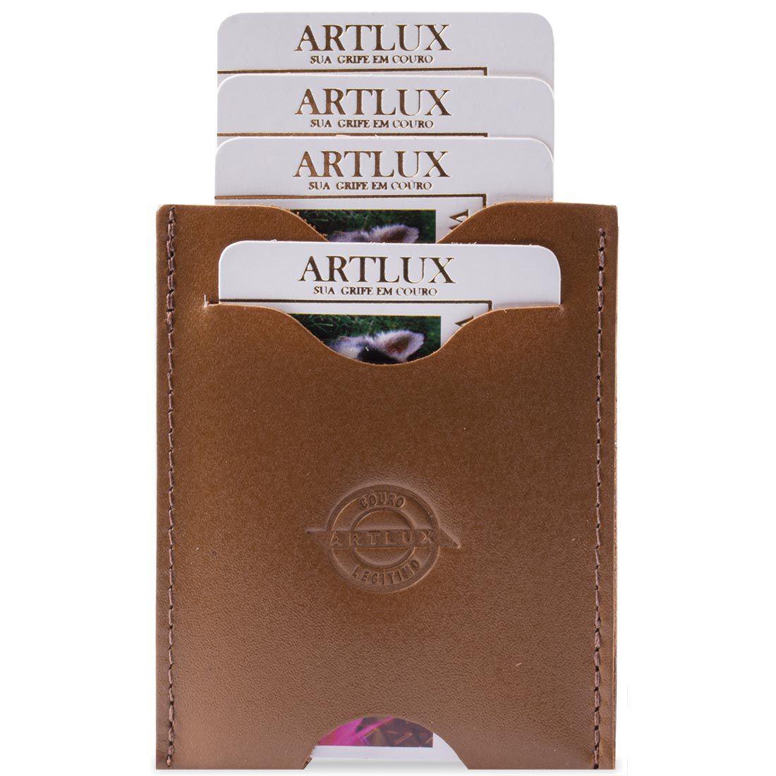 Porta Cartão Artlux CNH