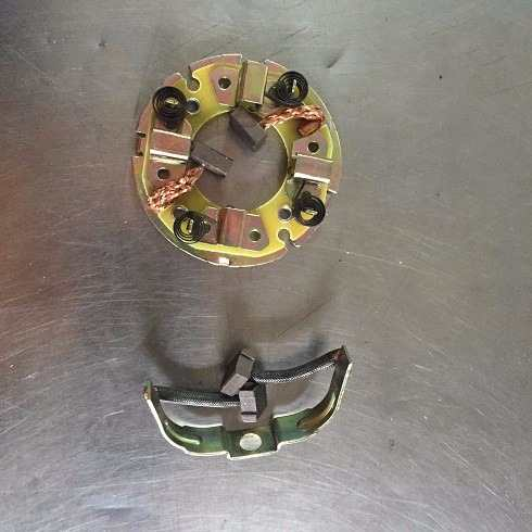 Escova Motor De Partida Com Mesa Dafra Speed 150 Kansas 150