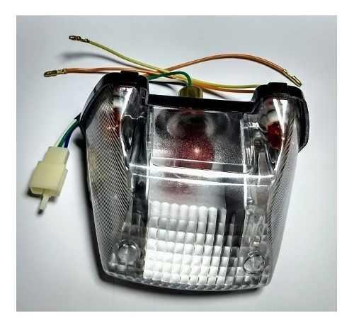 Lanterna Completa Com Pisca Honda Tornado Bros 125 Bros 150