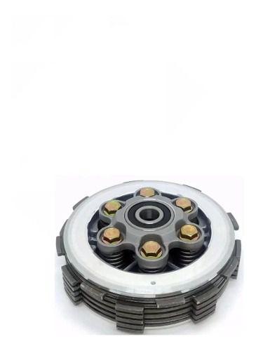 Embreagem Competição 6 Disco 6 Mola Titan 150 04/15 Fan 125 09/17