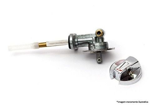 Torneira De Gasolina Yamaha Ybr 125 Xtz 125 Xt 225 Tdm 225