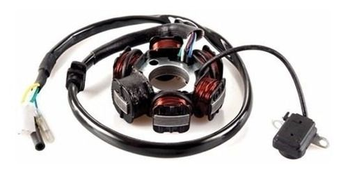 Estator Dafra Laser 150 Future 125 6 Bobinas CA