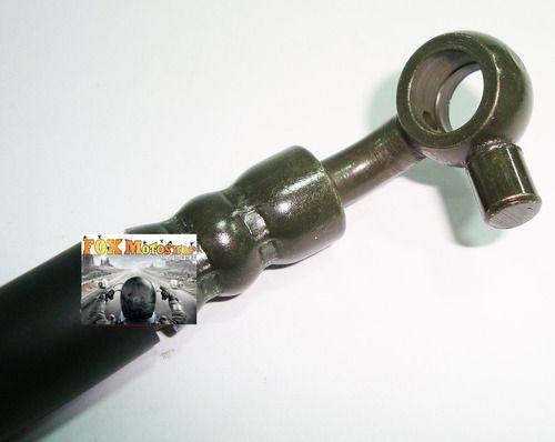 Kit 2 Mangueira Flexivel Freio Trasseiro A + B Titan 150 160