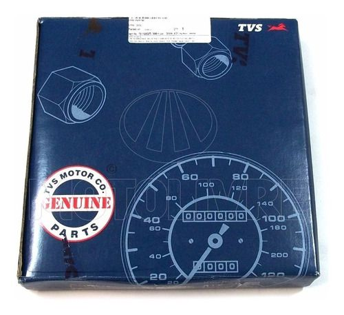 Kit Relação Transmissão Dafra Apache 150 Original