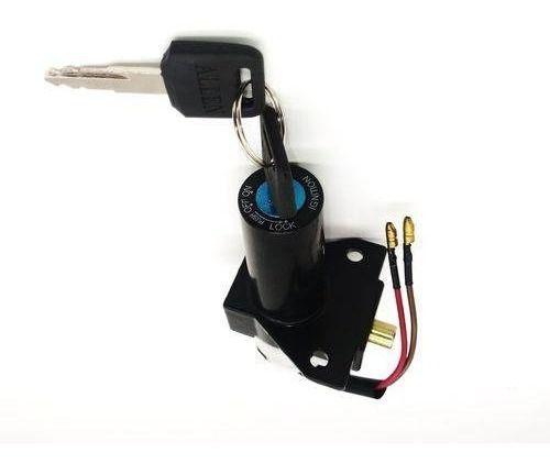 Chave Ignição Yamaha Ybr Factor Xtz 125 2008 a 2012 Fazer 150 2014 em Diante