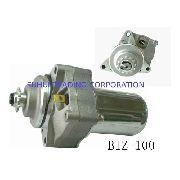 Motor Partida Arranque Honda Biz 100 98/05 Super 100