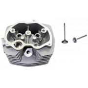 Cabeçote + Valvulas + Retentor Titan 125 1991 a 2001