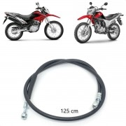 Flexivel Do Freio Dianteiro Honda Bros 125 / Bros 150 2004 A 2012
