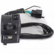 Interruptor Punho Luz Ld Esq Honda Titan 150 04/08 Fan 125 09/15 ks