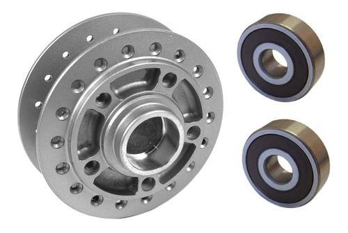Cubo Roda Diant Disco + Rolam Titan 150 04/13 Bros 150 06/13