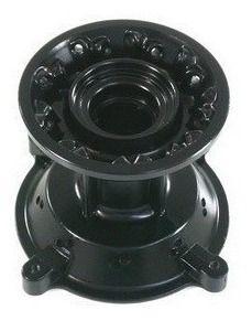 Cubo Roda Dianteira + Rolamento Nx 150 200 Xr 200 Xlx350 Crf 230 Tornado