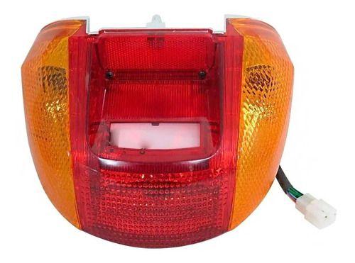 Lanterna Traseira Completa Honda Biz 100 Pop 100
